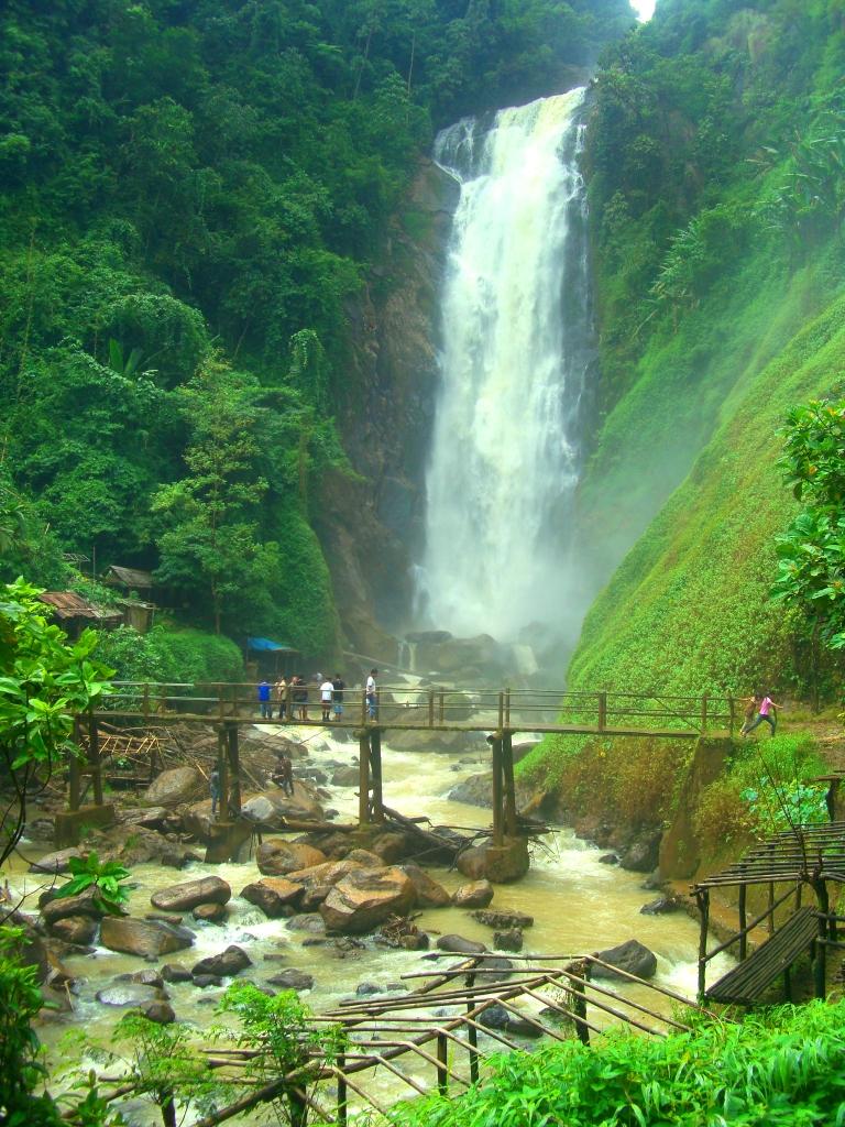 Muara Enim Indonesia  city photos gallery : Thread: Bedegung Waterfall, Muara Enim South Sumatera