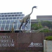Museum Royal Tyrrell, Kanada