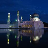 Masjid Kinabalu, Malaysia