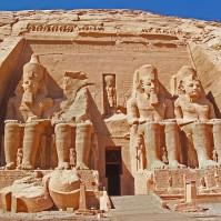 Abu Simbel, Mesir