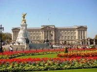Istana Buckingham, Inggris