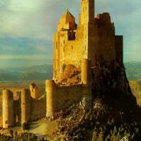 Kastil Loarre, Spanyol