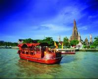 Sungai Chao Pharaya, Thailand