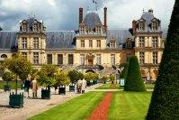 Istana Fontainbleau, Perancis