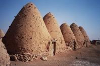 Rumah adat pedesaan di Israel