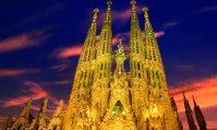 Gereja Sagrada Familia, Spanyol