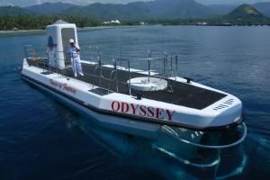 Paket Tour Murah ke bali - odyssey Submarine