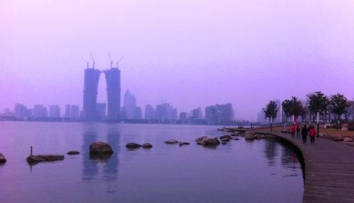 Suzhou-jinji-lake