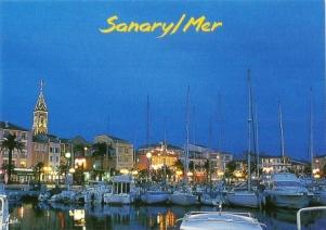 Sanary Sur Mer Illumine
