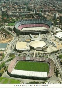 Camp Nou, FC Barcelona