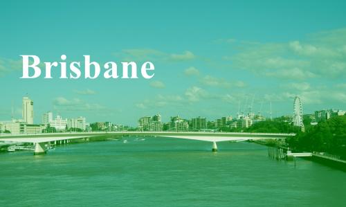 13. Sungai Brisbane