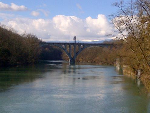 27. Sungai Rhone