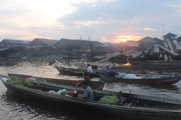 4. Sungai Barito