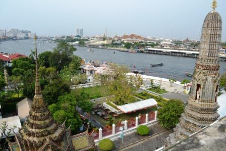 40. Chao Pharaya River