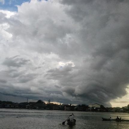 6. Sungai Kapuas - Madu