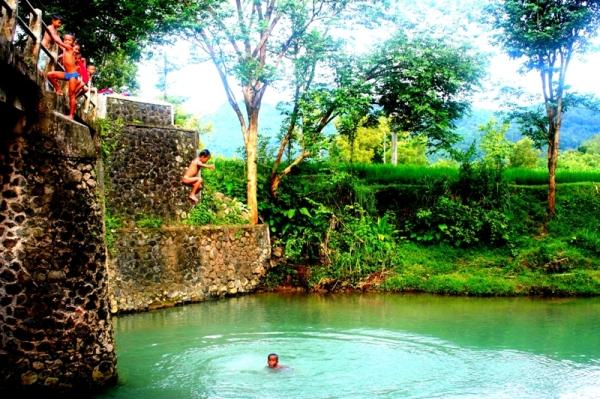7. Sungai Kajoran