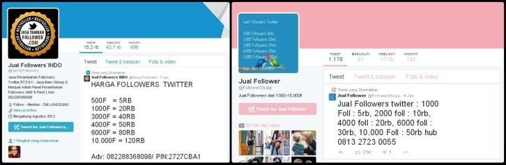 follower 2-horz