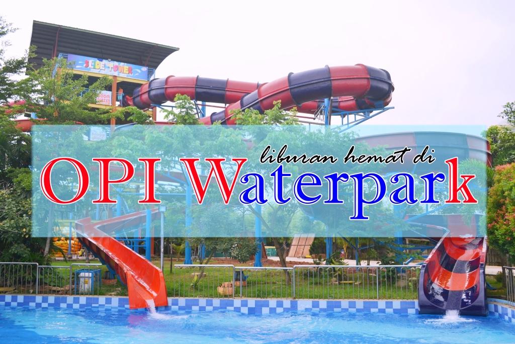 Basah Basahan Di Opi Waterpark Omnduut