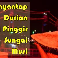 2 Jenis Olahan Durian Maknyus dari Sumatera Selatan