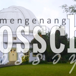 Berkunjung Ke Observatorium Bosscha,Yuk!