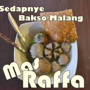 Mengenal FoodPanda dan Mencicipi Lezatnya Bakso Malang MasRaffa