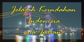 Nomadic Heart :  Tentang Julian dan Kecintaannya TerhadapIndonesia