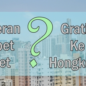 Menang Tiket Gratis ke Hongkong : Ibarat Menjilat LudahSendiri