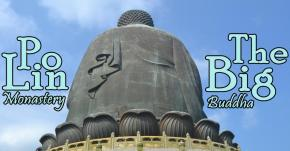 Hati Gagal Berdesir di Po Lin Monastery & The Big Buddha Hong Kong