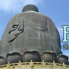 Hati Gagal Berdesir di Po Lin Monastery & The Big Buddha HongKong