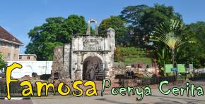 Secuil Kisah di Gereja Tua & Benteng FamosaMalaka