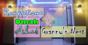 Romantisme Omah Akas & Granny's Nest : Hotel Murah & Kafe nan Kece diLampung