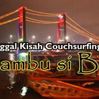 Secuil Kisah Unik Seputar Couchsurfing : Kelambu si Bule