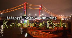 Secuil Kisah Unik Seputar Couchsurfing : Kelambu siBule