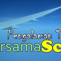 Norak-norak Bergembira : Pengalaman Pertama Terbang Bersama Scoot Airlines!