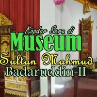 Kopdar Mancanegara di Museum Sultan Mahmud Badaruddin II Palembang