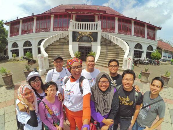 Kopdar Mancanegara Di Museum Sultan Mahmud Badaruddin Ii Palembang Omnduut