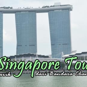 Transit Lama di Changi? Ikutan Free Singapore Tour,Aja!