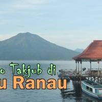 Menyapa Pulau Marisa di Danau Ranau