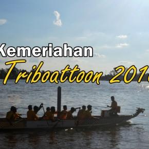 Blogger Mojok Berjamaah di Musi Triboatton2016