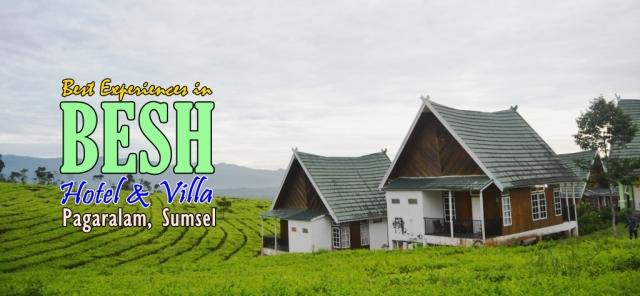Hunian Istimewa Di Kota Pagaralam Besh Hotel Villa Omnduut