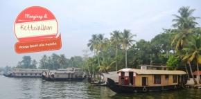 Sensasi Menginap di Kettuvallam Sembari Menyusuri Sungai Pampa diIndia