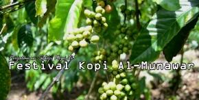 Perjalanan Sebutir Biji Kopi di Festival KopiAl-Munawar