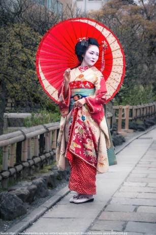Kimononya cakep!