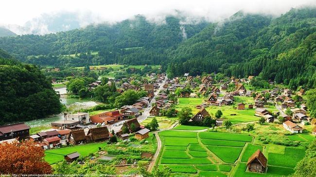 amazing-village-shirakawa