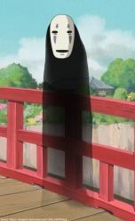 Salah satu tokoh film produksi Ghibli