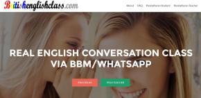 Momok Itu Bernama : BahasaInggris