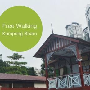 Free Walking Tour Kampong Bharu : Jelajah Perkampungan Tradisional di Jantung KualaLumpur