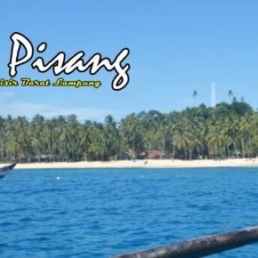 """24 Jam """"Bermanjah"""" di PulauPisang"""