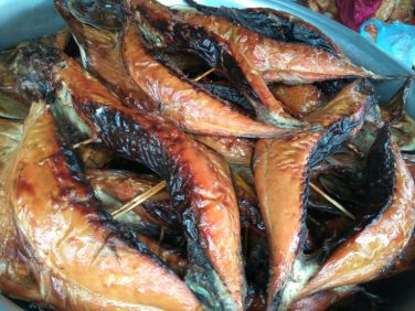Ikan Fufu. Semua foto di galeri ini dari annienugraha.com