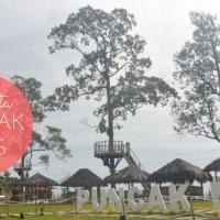 Puncak Mas : Tempat Kreasi Cetar di Bandar Lampung